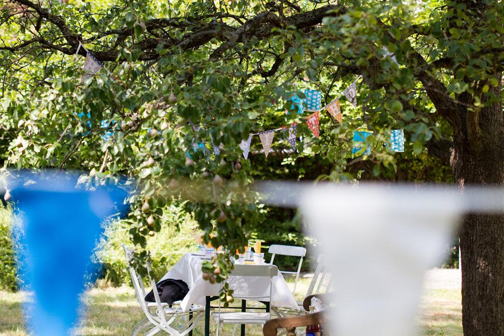 "Garden scene for the short film ""wer ist zoe"""